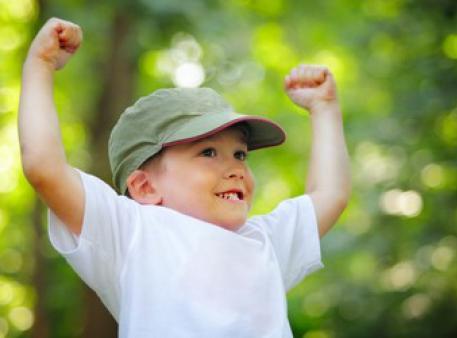 Как развить у ребенка качества победителя