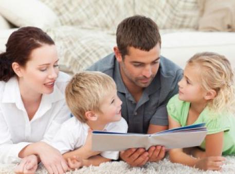 Пять важных причин читать книги детям