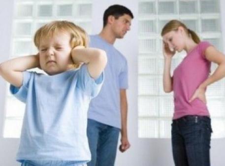 Развод родителей глазами ребенка