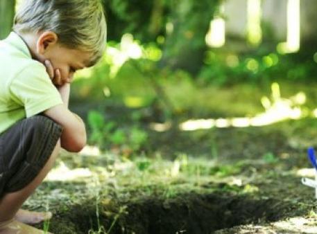 Как рассказать ребенку о смерти