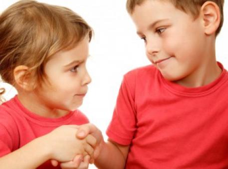 Как направить ребенка на выход из конфликта