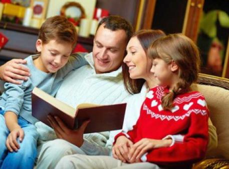 Как сблизиться с ребенком с помощью рассказа