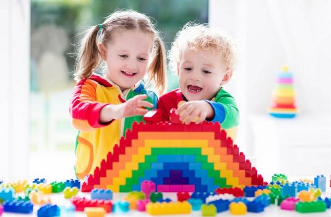 Эмоциональное развитие дошкольников