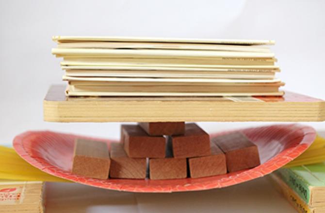 Инженерный эксперимент: создадим мост из спагетти