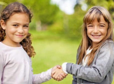 Как научить детей решать спорные вопросы