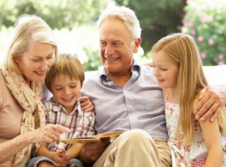 Как сплотить бабушек, дедушек и внуков