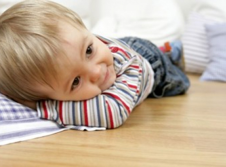 Как уложить ребенка спать без пререканий