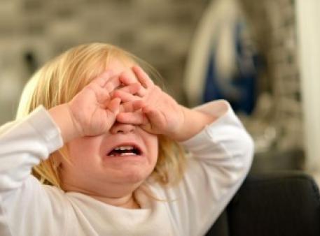 Истерики у детей: советы родителям