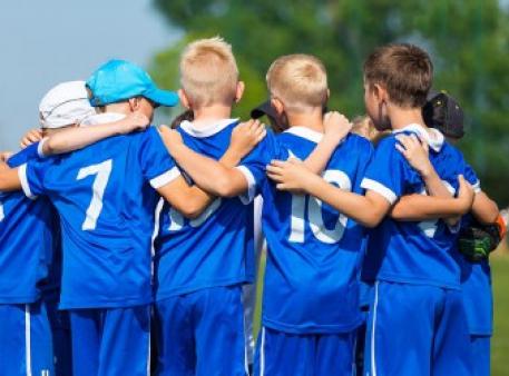 Уроки спортивного поведения для детей