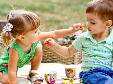 Важные жизненные навыки для ваших малышей