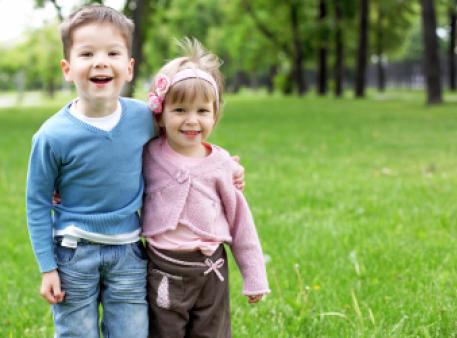 Как достичь гармонии между детьми в семье