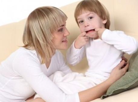 Как контролировать себя в общении с детьми