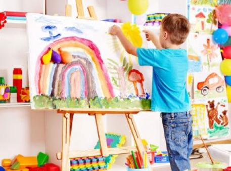 Влияние искусства на развитие ребенка
