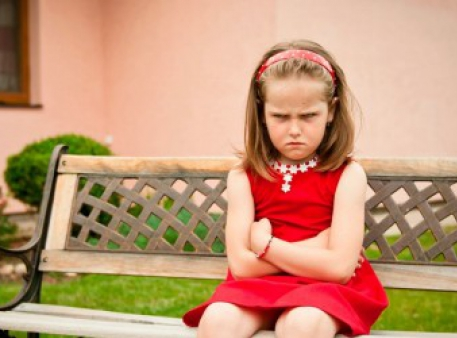 Как управлять проявлениями гнева у ребенка