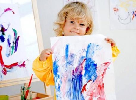 Как побудить ребенка к творчеству