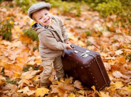 Как подготовить ребенка к переезду