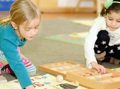 Метод Марии Монтессори для дошкольников (часть 1)
