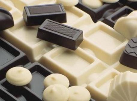 "Эксперимент ""Тающий шоколад"""