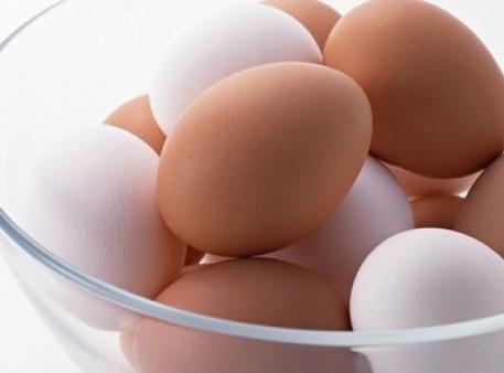 """Эксперимент """"Плавающее яйцо"""""""