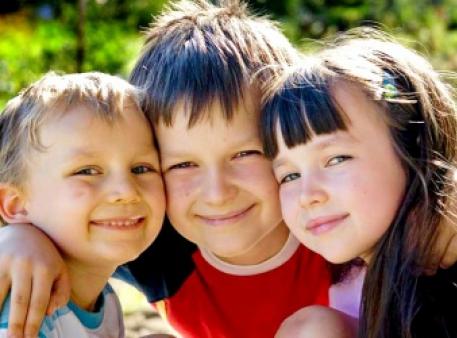 Невербальное общение успешных детей