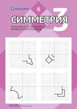 Изучаем зеркальную симметрию № 6
