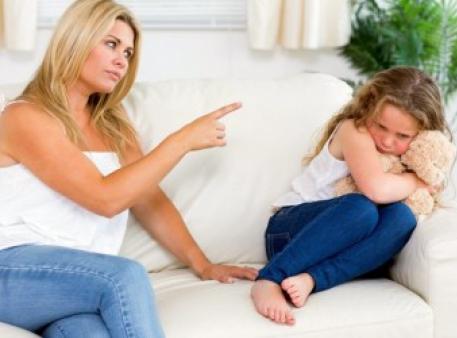 Моральное издевательство над ребенком