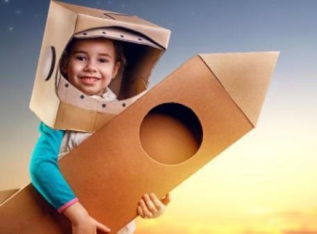 Как развить воображение ребенка