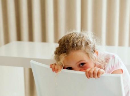 Как можно помочь стеснительному ребенку