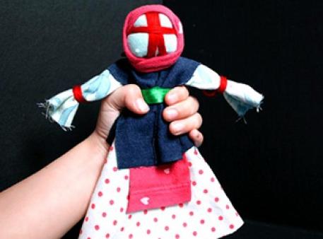 Кукла-оберег семьи своими руками