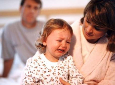 Ночные кошмары у детей: советы родителям