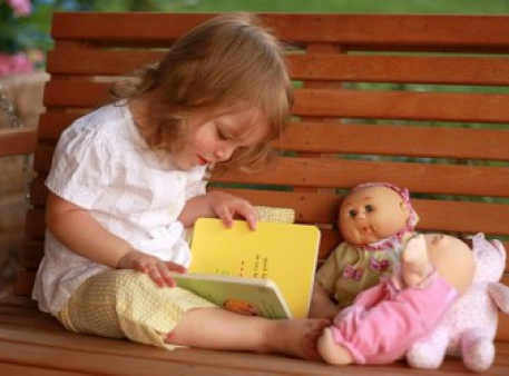 Как ребенку лучше приступать к чтению