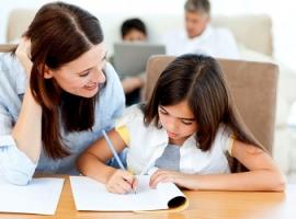 Делаем уроки с ребенком: советы родителям