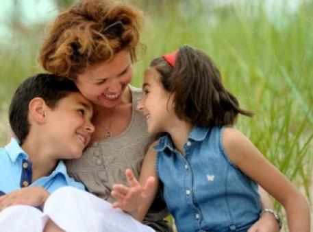 Значение позитива в общении с детьми