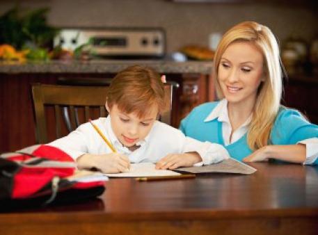 Как помочь ребенку выполнить домашнее задание