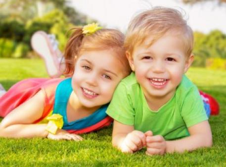Как воспитать счастливых и здоровых детей