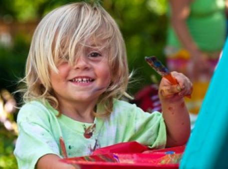 В чем суть творческого процесса детей