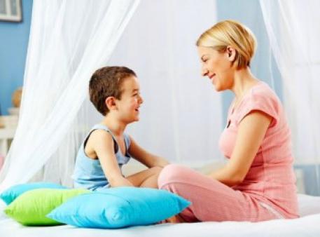 Как рассказать ребенку забавную историю