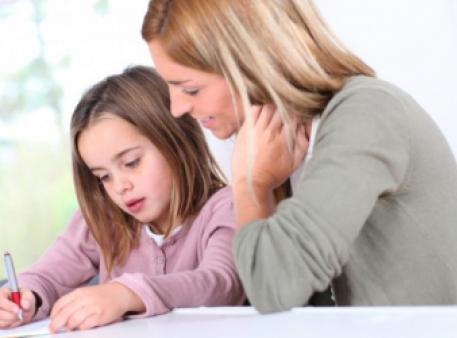 Домашние задания: трудности и помощь ребенку