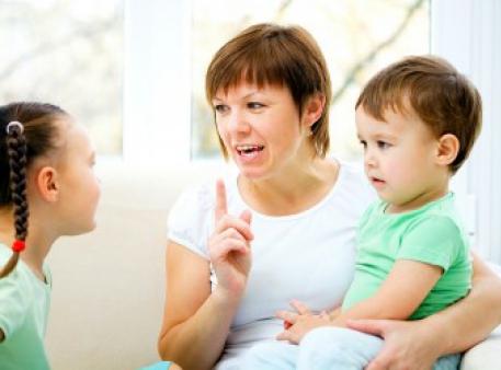 Как установить для ребенка границы дозволенного