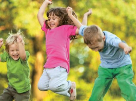 Польза игр на открытом воздухе для детей