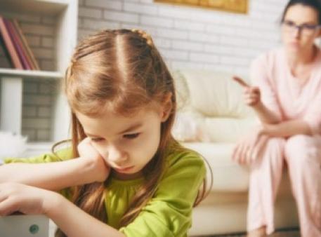 Разница между дисциплиной и насилием над ребенком