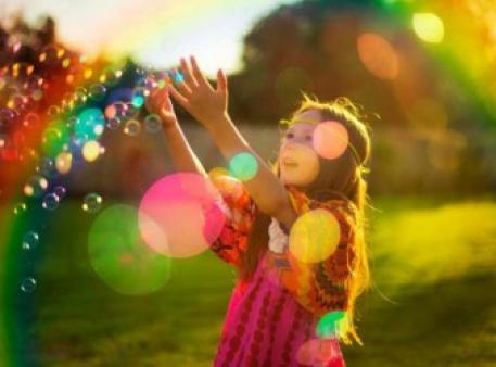 Как помочь детям сохранять позитивный настрой
