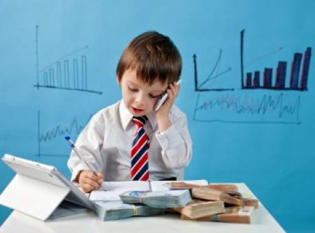 «Фундамент» предпринимательства для детей