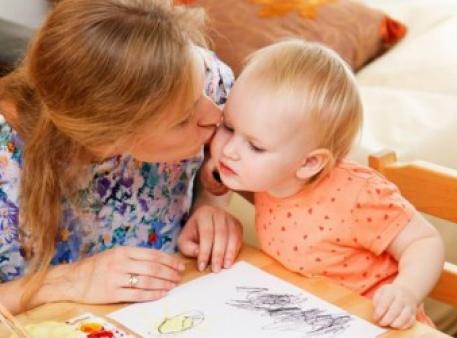 Важные для детей комплименты родителей