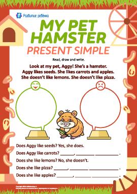 Употребляем Present Simple, описывая предпочтения (английский язык)