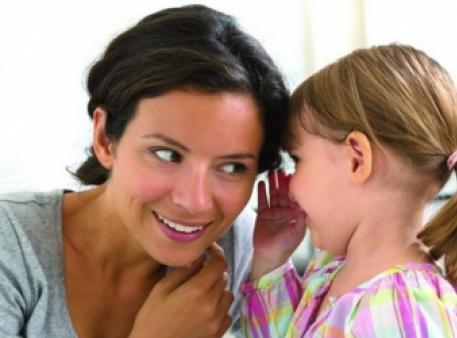 Дети наблюдают за взрослыми – и учатся