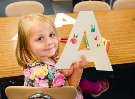 Творческие способы обучения ребенка алфавиту