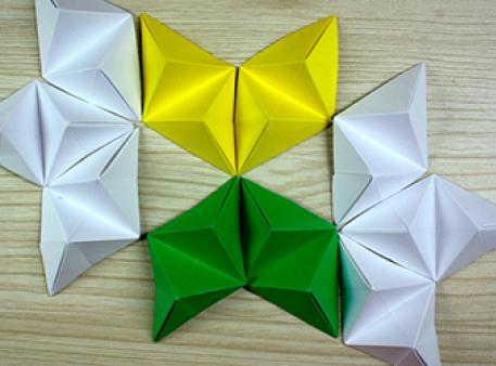 Самодельная мозаика и схемы-раскладки