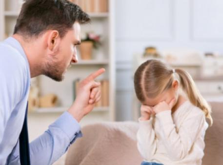 Строгое воспитание и здоровье ребенка