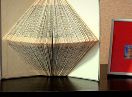 Искусство складывания книг - просто и интересно
